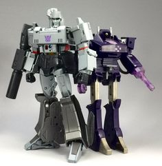 Transformers Masterpiece Megatron with Shockwave Retro Toys, Vintage Toys, Transformers Masterpiece, Cartoon Toys, Transformers Optimus, Mecha Anime, Cool Toys, Action Figures, Virtual Assistant