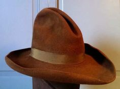 Spotted for sale online, historic Calgary Stampede cowboy hat returns home | Calgary Herald