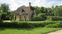 Casa de los Jardines de la Reina Maria Antoniette. Versailles (France), 2013