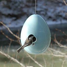 j schatz egg bird house