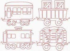 Continuous Line Trains