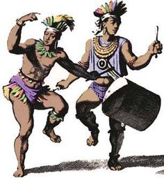 Carib Arawak dancers history of Trinidad and Tobago