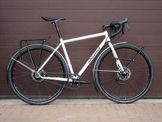 David's Stoater Rohloff with Tubus racks