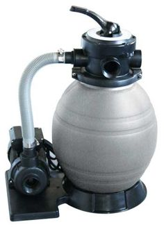 SandMan Econo Above Ground Pool Sand Filter System