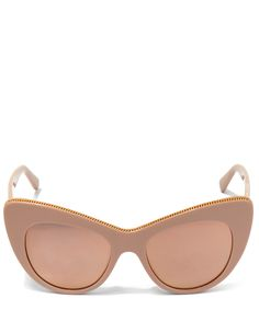 e9a434df9a8 Stella McCartney Oversized Cat Eye Sunglasses 53