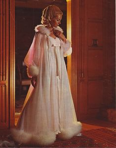 the 1960s-1969 nightwear