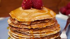 Pancake recipe ❤ VEGAN