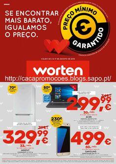 Promoções Worten - novo Folheto 4 a 17 agosto - http://parapoupar.com/promocoes-worten-novo-folheto-4-a-17-agosto/