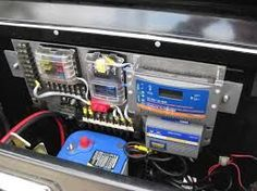 off road trailer battery box - Google Search