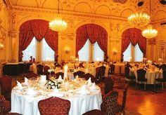 Gundel Restaurant, Budapest, Hungary - one of my all-time favorite restaurant experiences