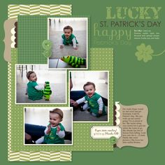 Stamping with Erica: MDS Blog Hop: Green