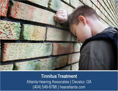 http://www.hearatlanta.com/tinnitus-treatment.php – Tinnitus can be especially debilitating for children who often don't understand that the constant ringing and buzzing they hear isn't 'normal' because it has been there for most of their lives. If you notice a child fussing with their ears or complaining of noise in a silent room, have them evaluated by a Decatur, GA tinnitus specialist such as the experts at Atlanta Hearing Associates.