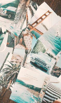 Dark Wallpaper Iphone, Beach Wallpaper, Summer Wallpaper, Iphone Wallpaper Tumblr Aesthetic, Best Iphone Wallpapers, Iphone Background Wallpaper, Aesthetic Pastel Wallpaper, Cute Wallpaper Backgrounds, Pretty Wallpapers
