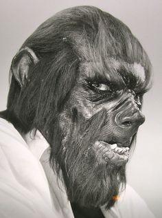 Don Post Hollywood Horrors masks, 1963.  Monster Masks