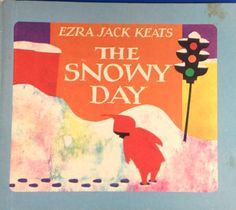 RL 2.7 - visualizing using the book the snowy day