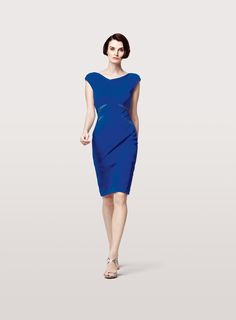 bb44242c0fe An elegant dress by Daymor for a mother of the bride