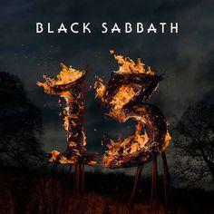 Burning Effigy Album Cover for New Black Sabbath Album 13