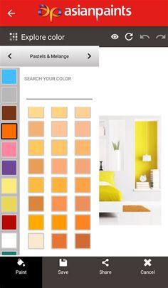 Room color combination chart asian paints colors - Asian paints exterior visualizer ...