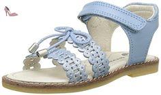 27 EU Pablosky Calzado de la Linea StepEasy Bleus Sandales 0