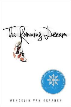 The Running Dream. This was so inspiring, definitely one of the best books I have ever read. Thanks Cassie! ;)