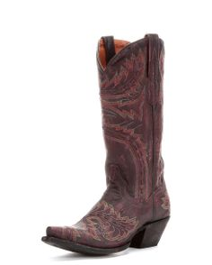 Dan Post Women's Sidewinder Boot - Pink...i have these in the original and they are my favorite..maybe i need the pink too??!!