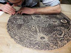 Grabado en madera... Outstanding!! :D Tugboat Print Shop: Astoundingly Beautiful Woodcuts