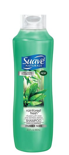 2 Pk. Suave Naturals Shampoo, Rainforest Fresh, 22.5 oz (Family Size) ** This is an Amazon Affiliate link. Learn more by visiting the image link. Conditioning Shampoo, Hair Conditioner, Natural Curls, Natural Hair Styles, Natural Beauty, Natural Shampoo, New Fragrances, Hair Shampoo
