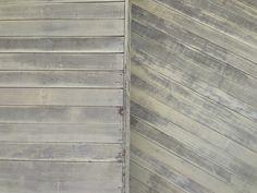 Wooden wall horizontal diagonal