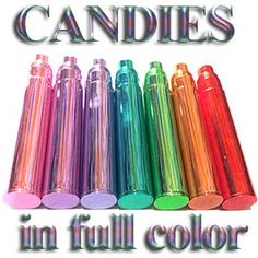 Candies Designer Electronic Cigarette for your vaping pleasure!