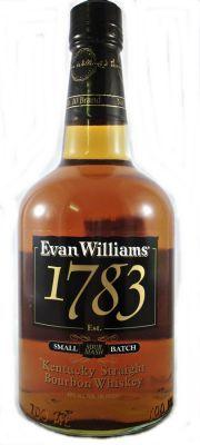 Evan Williams 1783 Small Batch Sour Mash Bourbon Whiskey 43% 70cl
