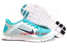 hot sale online acaa0 58dc9 7Cg8RK Fiberglass White Sport Turquoise Nike Free 4.0 V3 Women s Running  Shoes Running Shoes Nike,