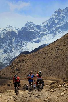 Nepal mountain bike trips and tours with Sacred Rides Mountain Bike Adventures