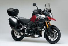 Suzuki V-Strom 1000 ABS: verrà presentata all'EICMA