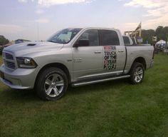 RAM Truck 1500 at COFS Farm Show, Ram Trucks, Garage, Vehicles, Car, Outdoor, Carport Garage, Outdoors, Automobile