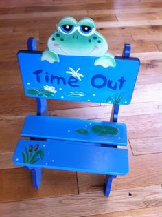 No home is complete without one of these! #timeout #kids #products