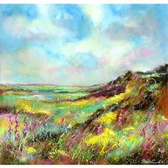 Clearing Mist Print By Sheila Gill. | Greetings Cards | Prints | Gift Wrap