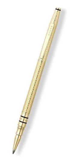 Cross Spire Rollerball Pen Golden Shimmer