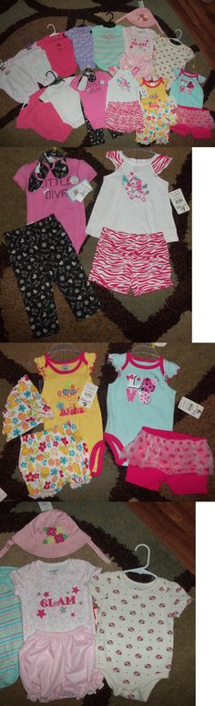 Mixed Items And Lots 147220 55 Lot Of 13 New Infant 0 3 Months
