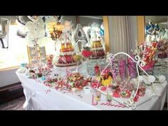 buffet de bonbon