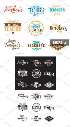 Happy teachers day typography by on Teachers Day Card Design, Teachers Day Drawing, Happy Teachers Day Card, Greeting Cards For Teachers, Teachers Day Poster, Teachers Day Gifts, Teacher Cards, Teacher Quotes, World Teacher Day