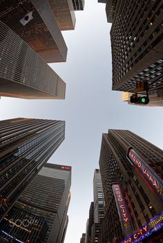 Ave of the Americas, Fisheye, New York City, United States City From Above, Skyfall, Travel Aesthetic, New York City, Opera House, United States, Canada, The Unit, America