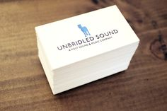 Letterpress Business Cards. #Letterpress #Business #Cards
