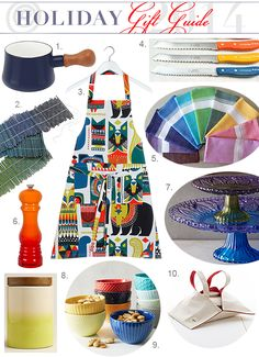 10 Colorful Gifts for Stylish Cooks — Holiday Gift Guide from The Kitchn | The Kitchn