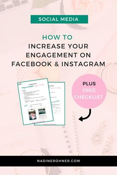 Boost your engagement on Instagram & Facebook with these strategies! #socialmedia
