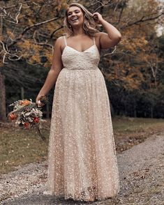 cc528f2fcec 20 of Our Favorite Gowns for Girls With Curves. Plus Size BridesPlus Size  WeddingPlus ...