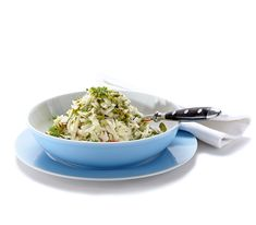 Potato Salad, Serving Bowls, Cabbage, Grains, Rice, Potatoes, Vegetables, Tableware, Ethnic Recipes