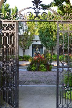 Gates And Railings, Arch, Outdoor Structures, Doors, Rustic, Garden, Flowers, Photography, Country Primitive