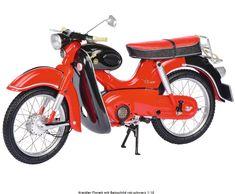 """Welly Modell Motorrad 1:18 2002 TRIUMPH BONNEVILLE T100 rot 4.3/"""" Neu und Box"""