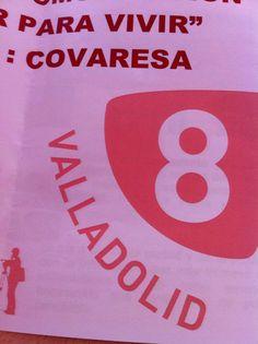 """NOTICION DEL BUENO¡¡¡¡¡ SALIMOS EN EL PROGRAMA """" UN LUGAR PARA VIVIR: ZONA SUR"""" DE CANAL 8 VALLADOLID ;)  ESTATE ATENTO, SALIMOS: *JUEVES 11 JUNIO A LAS 21:00 Y A LAS 00:00 *VIERNES 12 DE JUNIO: A LAS 11:00 Y A LAS 16:00  ¡¡¡NO OS LO PERDAIS¡¡¡"""