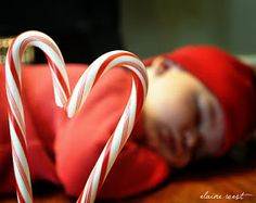 Christmas photo ideas for babies